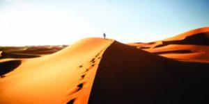 Visita ao teu deserto interior